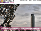DH 2018: ADHO Meeting & Presentation