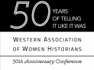 Western Association of Women's History Presentation