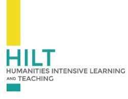 HILT 2016-Humanities Programming
