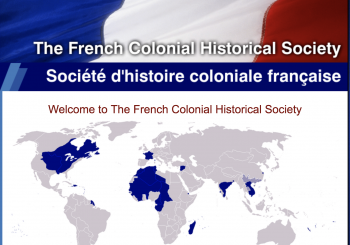 Conf Presentation @ French Colonial Historical Society