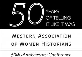 Western Association of Women's History Presentation