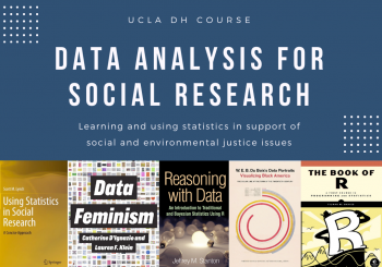 Stats for Humanists | Winter 2021 Syllabus