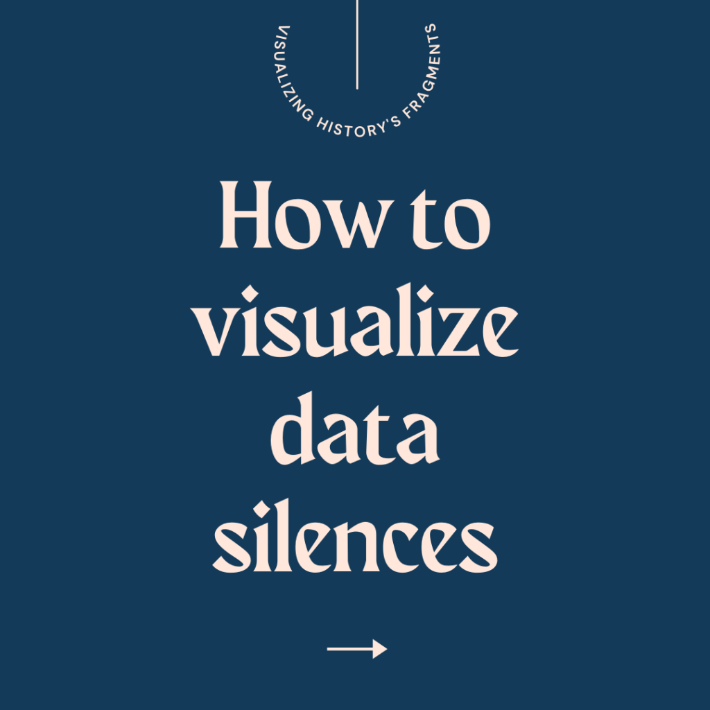 Instagram post: How to visualize data silences